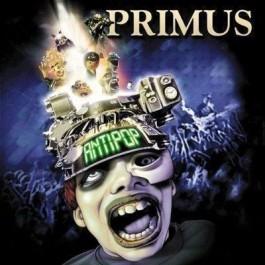 Primus Antipop CD