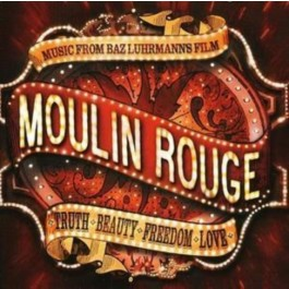 Soundtrack Moulin Rouge 1 CD