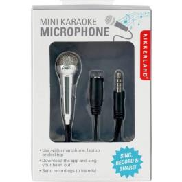 Kikkerland Mini Karaoke Mikrofon RAZNO
