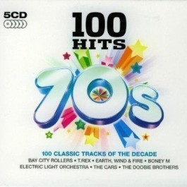 Various Artists 100 Hits 70s CD5