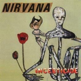 Nirvana Incesticide CD
