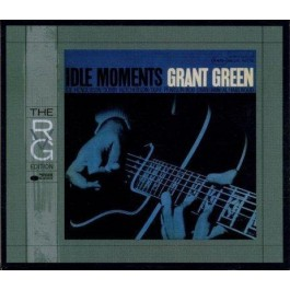 Grant Green Idle Moments CD