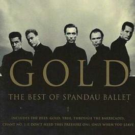 Spandau Ballet Gold - The Best Of Spandau Ballet CD