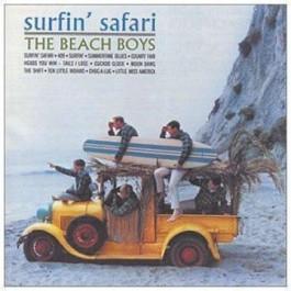 Beach Boys Surfin Safari, Surfin Usa CD