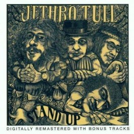 Jethro Tull Stand Up Remasters CD