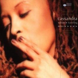 Cassandra Wilson Traveling Miles CD