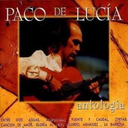 Paco De Lucia Antologia CD2