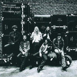 Allman Brothers Band Live At Fillmore East Remasters CD