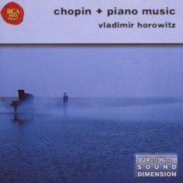 Vladimir Horowitz Chopin Piano Music CD
