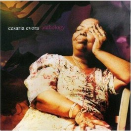 Cesaria Evora Antologie - Cesaria Evora CD