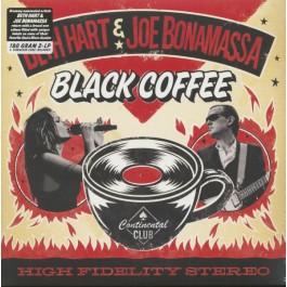 Beth Hart & Joe Bonamassa Black Coffee 180Gr LP2
