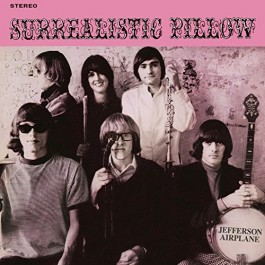Jefferson Airplane Surrealistic Pillow CD