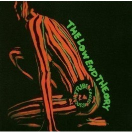 A Tribe Called Quest Low End Theory CD