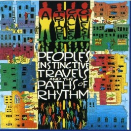 A Tribe Called Quest Peoples Instinctive Travels & The Paths Of Rhythm CD