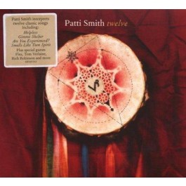 Patti Smith Twelve CD