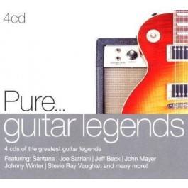 Various Artists Pure...guitar Legends CD4