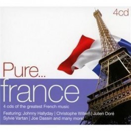 Various Artists Pure...france CD4