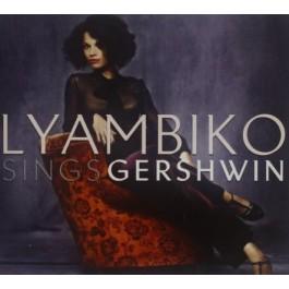 Lyambiko Sings Gershwin CD FORMATI