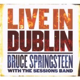Bruce Springsteen Live In Dublin CD2