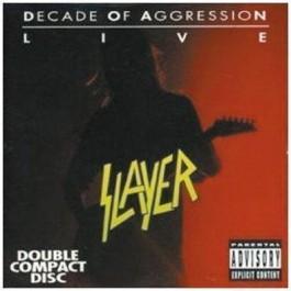 Slayer Live Decade Of Aggression CD2