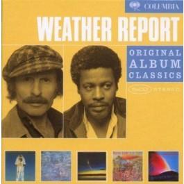 Weather Report Original Album Classics CD5
