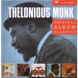 Thelonious Monk Original Album Classics CD5
