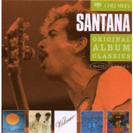 Santana Original Album Classics CD5