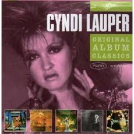 Cyndi Lauper Original Album Classics CD5