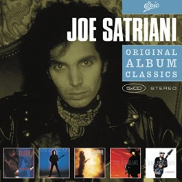 Joe Satriani Original Album Classics CD5