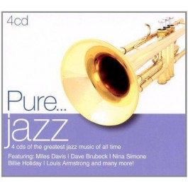 Various Artists Pure...jazz CD4