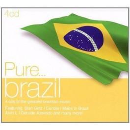 Various Artists Pure...brazil CD4