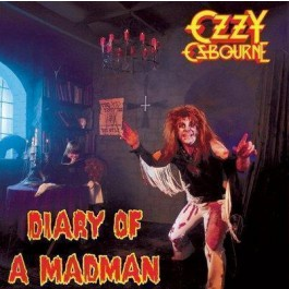 Ozzy Osbourne Diary Of A Madman Remasters CD
