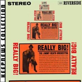 Jimmy Heath Really Big Keepnews CD