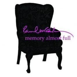 Paul Mccartney Memory Almost Full CD