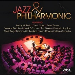 Various Artists Jazz & Philharmonic CD+DVD