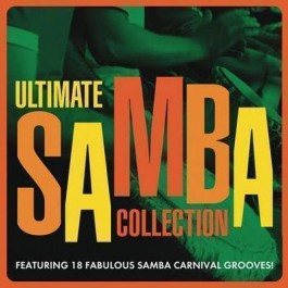 Various Artists Ultimate Samba Collection CD