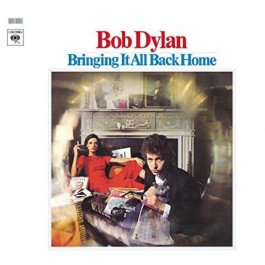 Bob Dylan Bringing It All Back Home Legacy Vinyl 180Gr LP