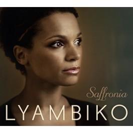 Lyambiko Saffronia CD