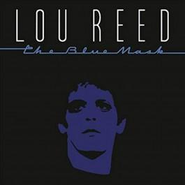 Lou Reed Blue Mask LP