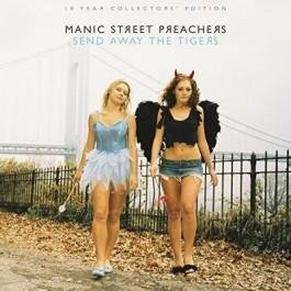 Manic Street Preachers Send Away The Tigers 10 Year Collectors 180Gr LP2