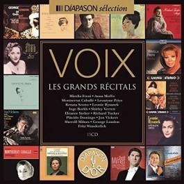 Various Artists Voix Les Grands Recitals CD15