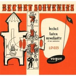 Sidney Bechet Bechet Souvenirs LP