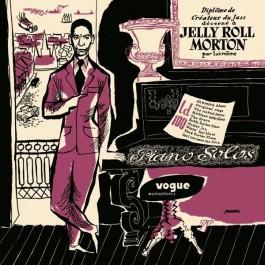 Jelly Roll Morton Piano Solos LP