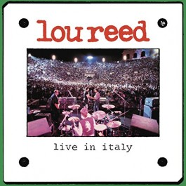 Lou Reed Live In Italy LP2