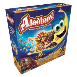 Društvena Igra Aladinov Leteći Tepih IGRA-DRUŠTVENA IGRA