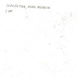 Dino Merlin Ispočetka CD