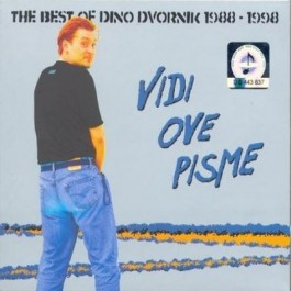 Dino Dvornik The Best Of - Vidi Ove Pisme CD/MP3