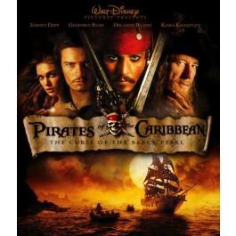 Gore Verbinski Pirati S Kariba Prokletstvo Crnog Bisera DVD