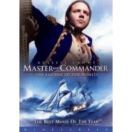 Peter Weir Gospodar I Ratnik DVD