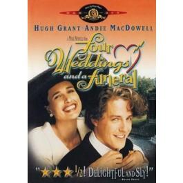 Mike Newell Četiri Vjenčanja I Sprovod DVD